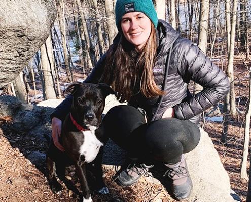 Robyn Mola at Active Dog